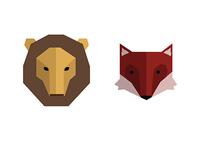 Animal Icons (In Progress)