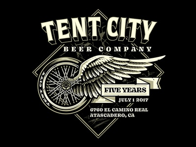 Tent City Five Years
