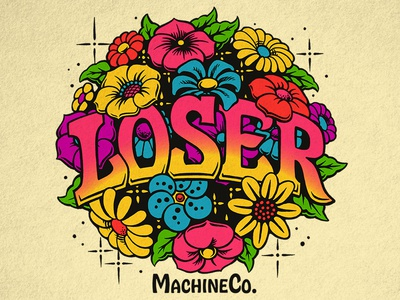 Loser Machine Flowers