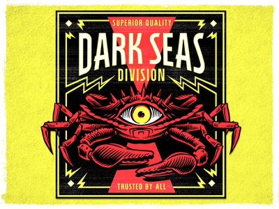 Dark Seas Division - Trusted by all