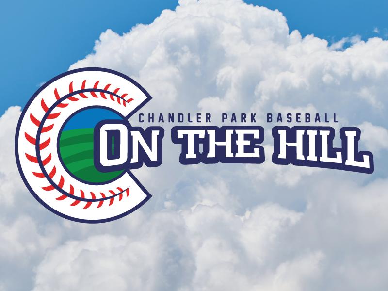 Basball On The Hill Logo league sports parks oklahoma tulsa baseball