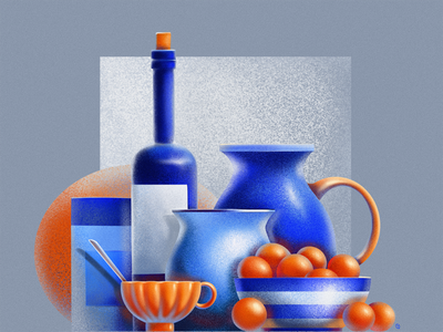 Still Life procreate illustration procreate art procreate app procreate illustrator freelance illustrator illustration