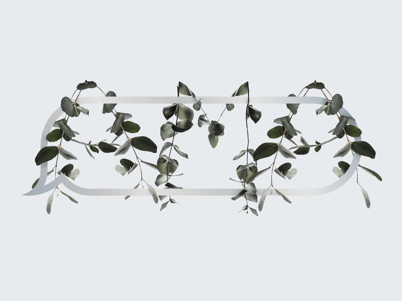 AMA sleek gradient design layers shadow dimension bubble chat photoshop leaf flower ama