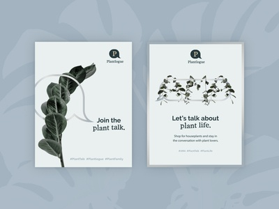 Plantlogue Posters