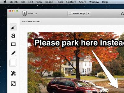 Skitch Mac 2.0 skitch mac application evernote