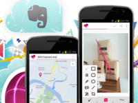 Skitch 2.0 Android