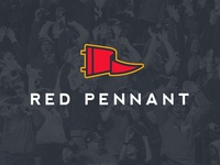 Red Pennant Logo