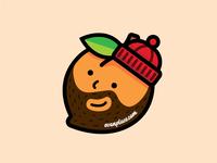 Peach Lumberjack