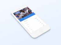 Baseball Stats App - 2