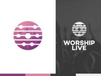 Worship Live - Logo