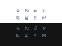 Gradient Icon Set 1