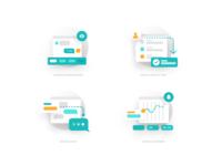 Mini Illos - Messaging