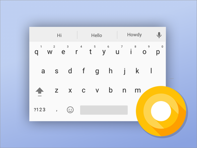 Android Handset Keyboard Download material pixel download wireframe oreo ui kit sketch keyboard freebie free android