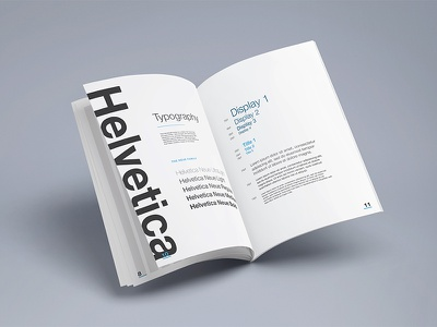 Typography Introducing magazine editorial type typography layout