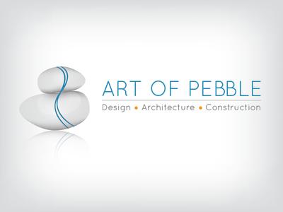 Art of Pebble   Logo
