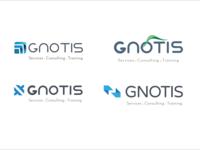 Gnotis Logo Design