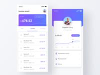 Income statistics App