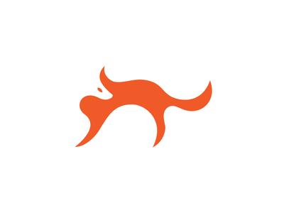 Fox Negative Space Mark