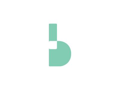 Logo for a book app