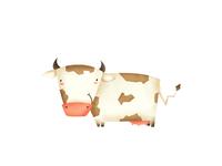 Cut Cow