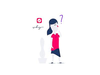 Nural Why sketch ux designer ui ux nural mexico vector branding cartoon artwork levi ortiz illustration character