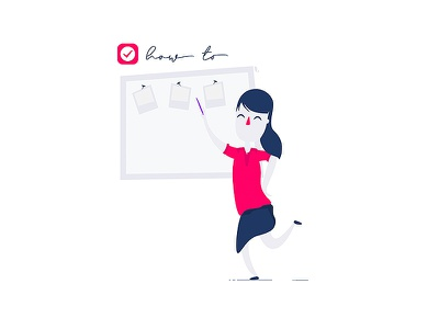 "Nural ""How to"" vector ux designer webdesign ui ux flat sketch character branding illustration mexico levi ortiz nural"
