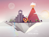 Central America Region