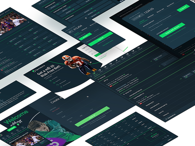 Sportsbet.io—UI/UX Case study on bitcoin sports betting