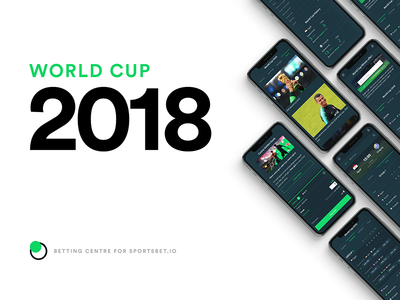 World Cup 2018 Betting Center