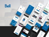 Bell Canada, Services-Professionnels (Mobile)