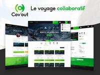 Covout, le voyage collaboratif