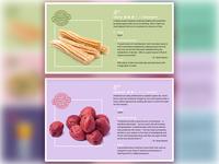 Hangover foods - Churros and Umeboshi