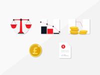 Product recall - icon set 3