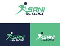 SANI CLARK Logo