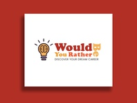 Logo (Would you rather be)