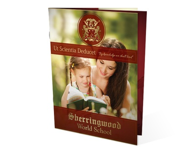 Brochure for School