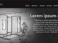 Working on an Interior Designer's Website