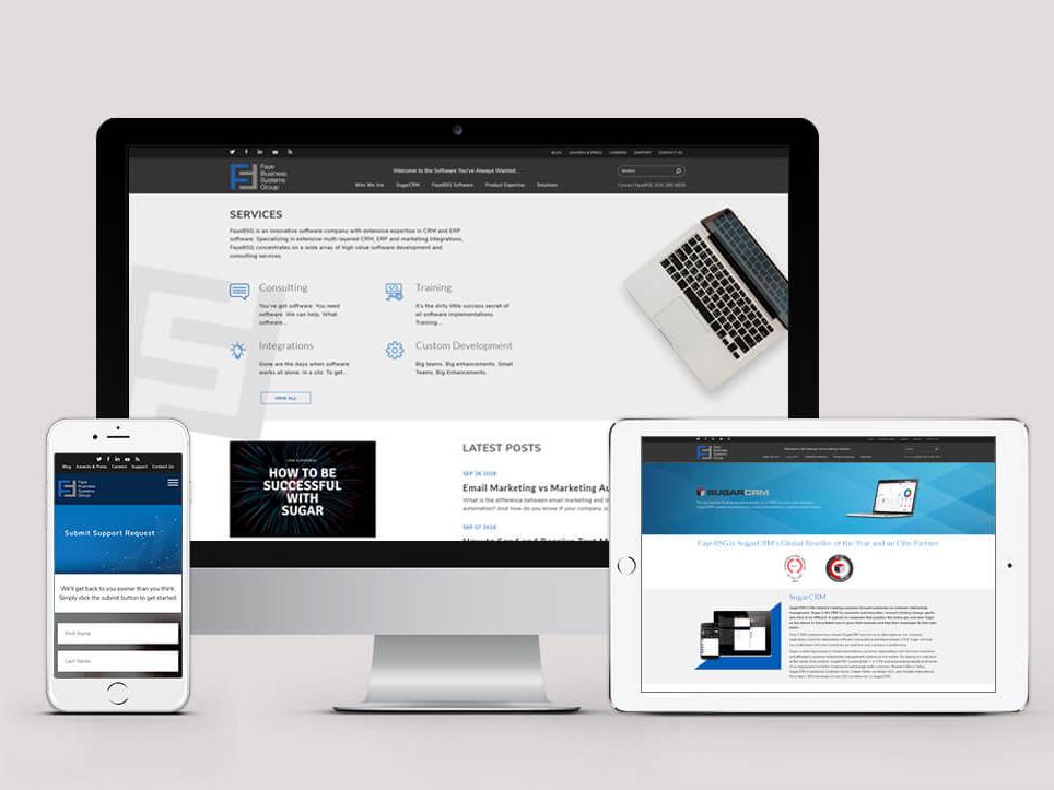 FayeBSG Website Redesign chetaru graphic design website uk seo logo design redesign responsive design wordpress development webdeveloper webdevelopment webdesign