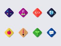 Yogome icons