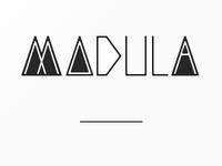 Modula Font