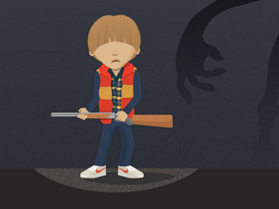 Stranger Things: Vanishing of Will Byers