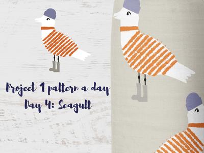 Seagull Chanel :)
