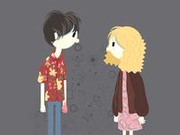 James and Alyssa