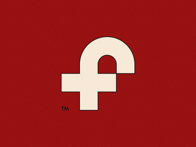 Fiyu -ReBranding Visual Strategy wordmark run mark logotype icon help application f kit aid red bag scooter food delivery 3d