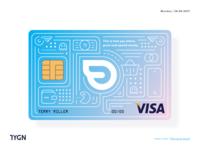 Ozan - Physical Card Design