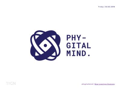Phygitalmind - New Logotype Anatomy
