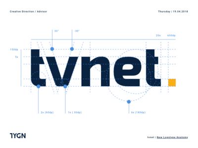 Tvnet - New Tv Branding
