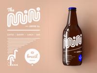 Mini Coffee Co. - New Bottle Labels