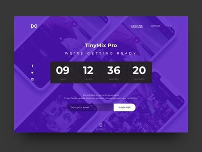 UI Challenge - Countdown Timer