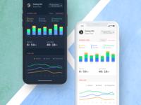UI Challenge - Analytics Chart